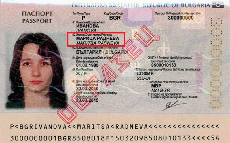 BG-Passport