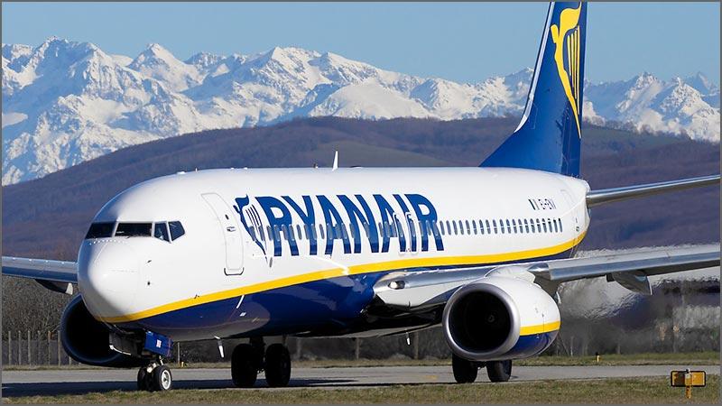 Ryanair Sofia Airport